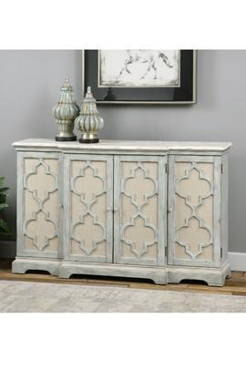 Brantley 4-Door Cabinet