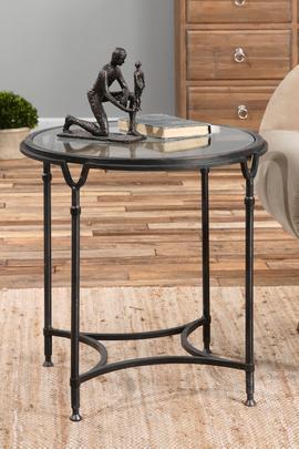 Beldon Metal Side Table