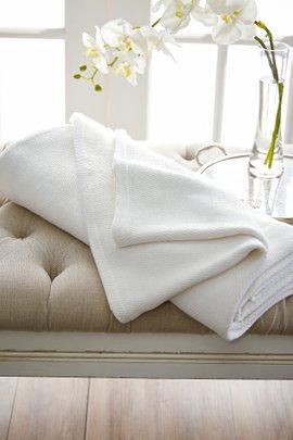 Caleigh Bamboo Cotton Blanket