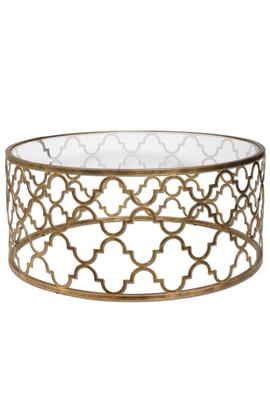 Sevilla Metal Coffee Table