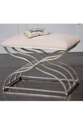 Barcelona Upholstered Stool