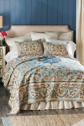 Augusta Tapestry Coverlet