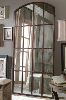 Emil Antique Leaner Mirror