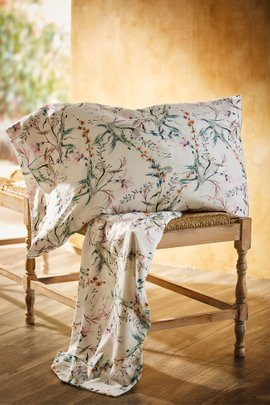Blissful Bamboo Liliana Floral Sheet Set