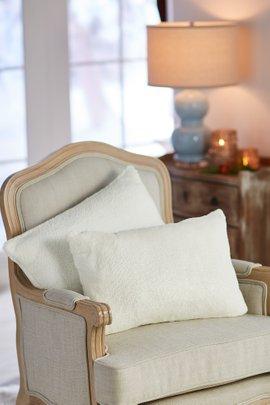 Brillante Faux Fur Decorative Pillow