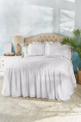 Roussillon Bedspread and Shams