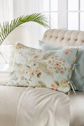 Amelie Velvet Floral Bed Sham