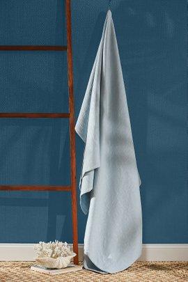 Rosaline Cotton Jacquard Blanket