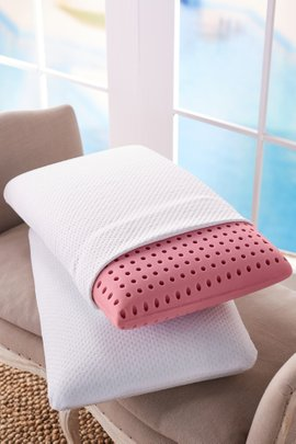 Lavender Frost Gel Pillow