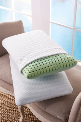 Bio-Gel Dual-Comfort Pillow