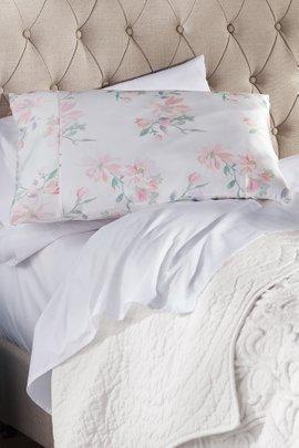 Printed Silk Pillowcase I