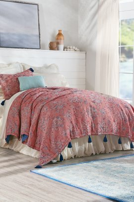 Fiore Rosa Comforter