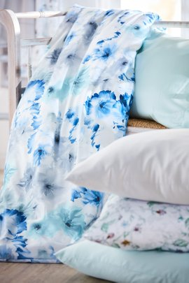 Blissful Bamboo Printed Sheet Set
