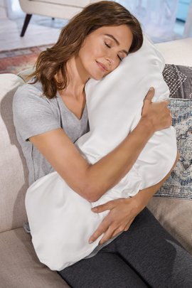 Dr. Mary Side Sleeper + Pillowcase Bundle