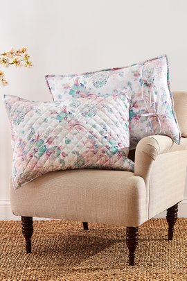 Blissful Bamboo Quilted Bed Sham