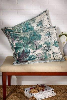Efflorescence Tapestry Sham