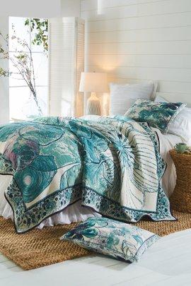 Efflorescence Tapestry Coverlet