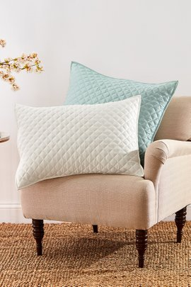Blissful Bamboo Quilted Sham