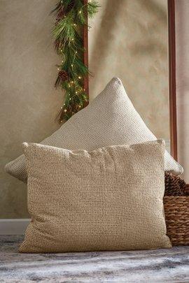 Raw Silk Dutch Euro Pillow