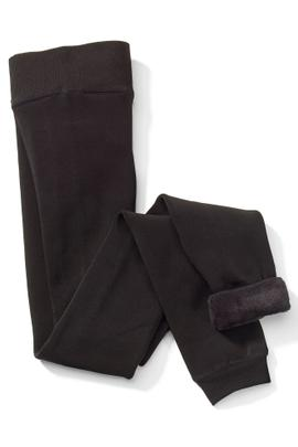 Womens Fur Lined Leggings