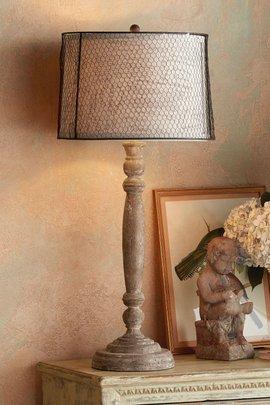 Cevennes Buffet Lamp