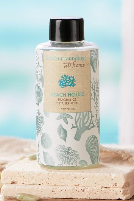 At Home Beach House Fragrance Diffuser Refill