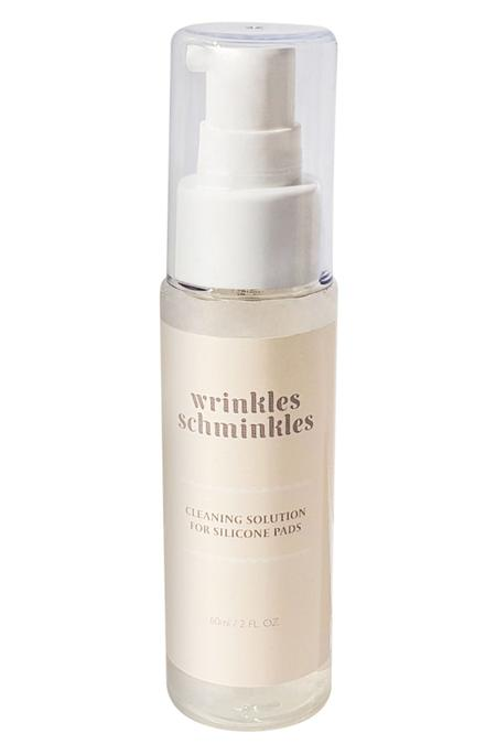 Wrinkles Schminkles Wrinkle Relieving Silicone Pad Cleanser