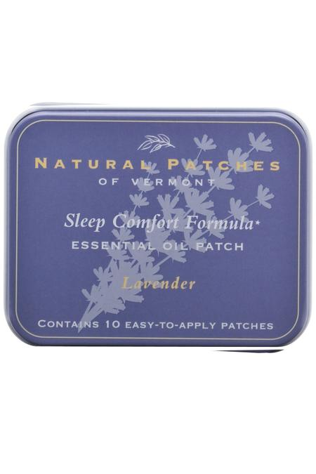 Natural Patches Sleep Comfort Formula