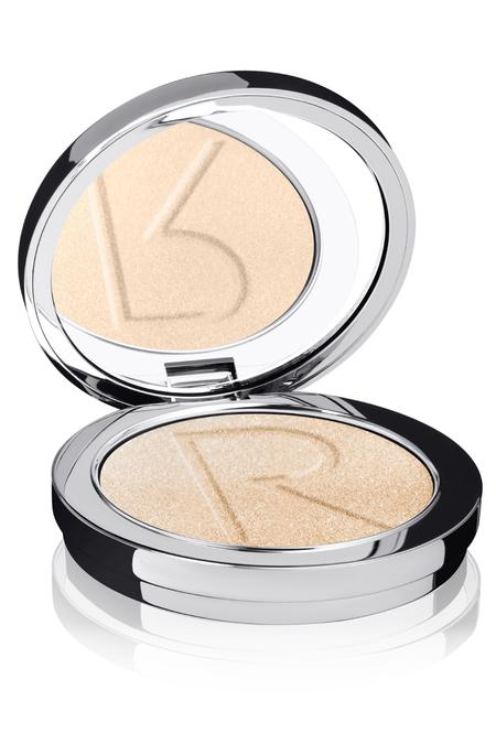 Rodial Instaglam Compact Gold Highlighting Powder
