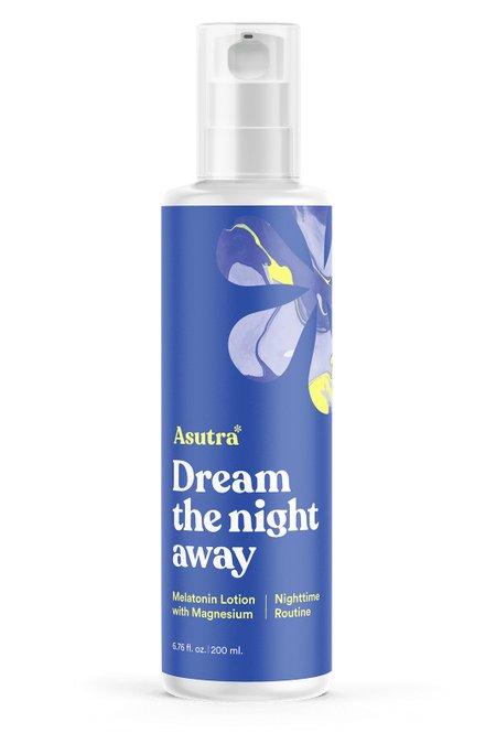 Asutra Dream the Night Away Lotion