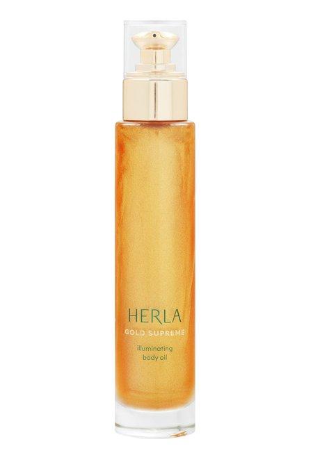 Herla Beauty Illuminating Body Oil
