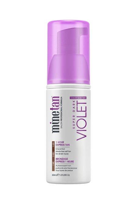 Marque of Brands Violet Express Tan Foam Mini