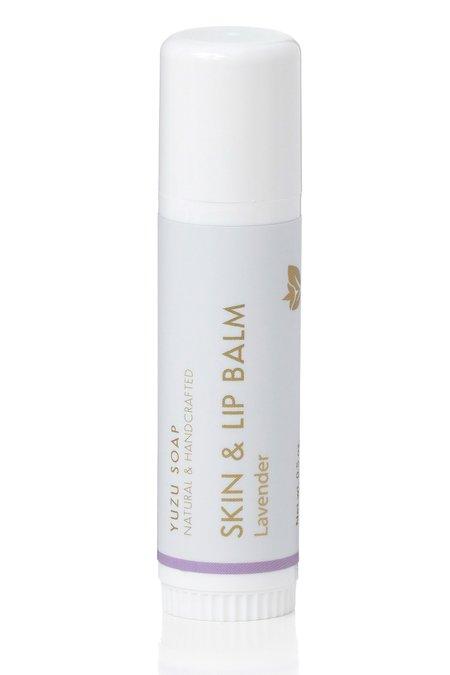 Yuzu Soap Skin & Lip Balm