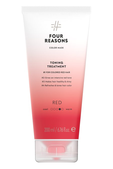 Four Reasons Color Mask Hair Toning Treatment