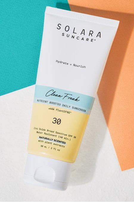 Solara Clean Freak Daily Sunscreen SPF 30