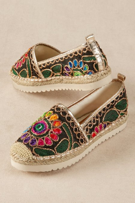 Maylis Embroidered Espadrilles