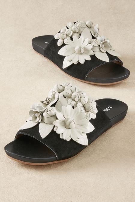 fiona slides floral slides women s slides soft surroundings outlet