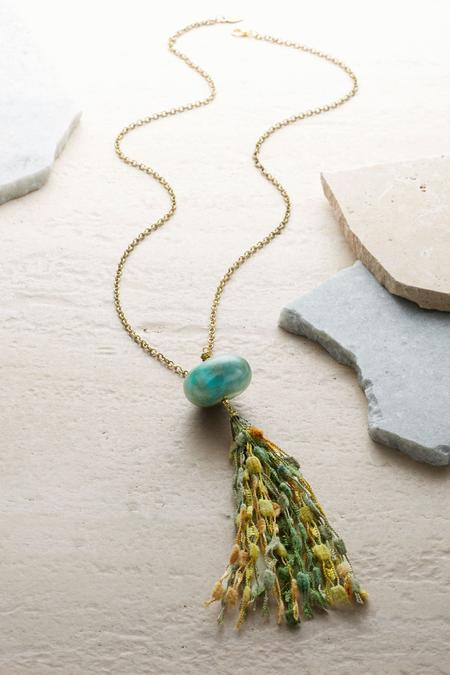 Whimsical Tassel Necklace
