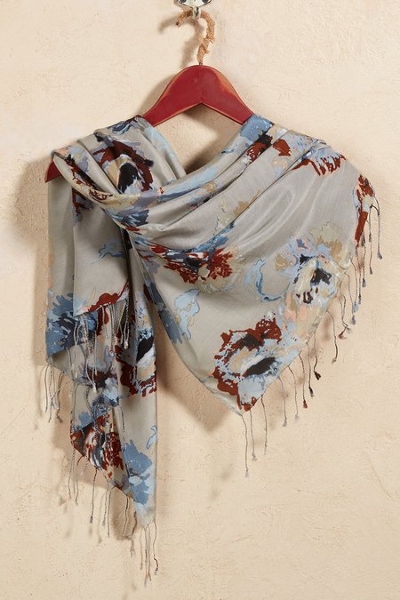 Lovely Flowers Scarf