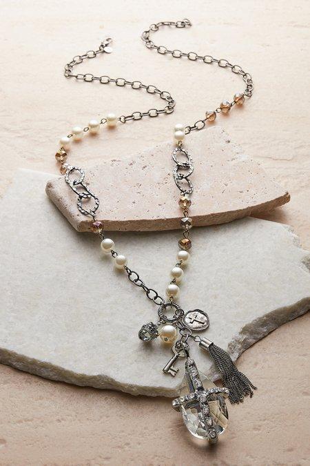 Gerber Crystal Necklace