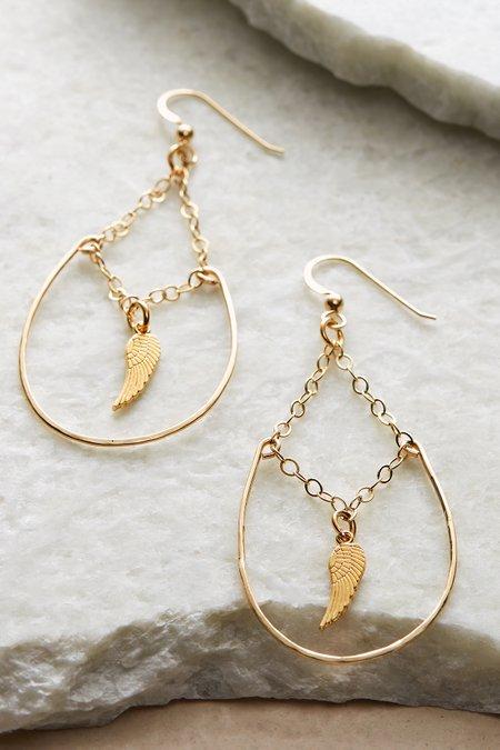 Micah Hoop Earrings