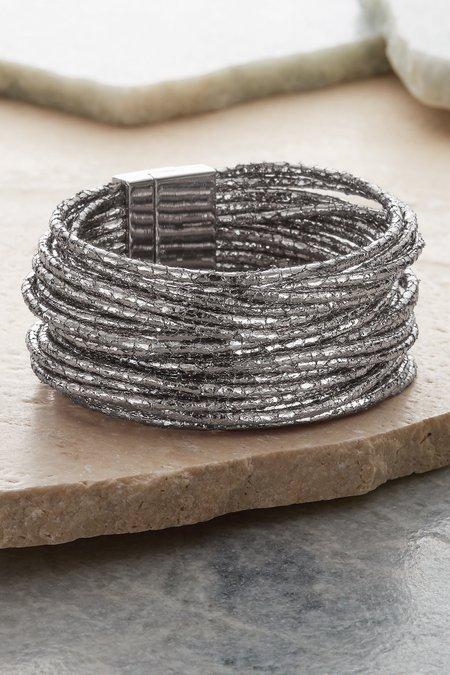 Silver Fox Bracelet