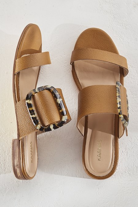 Antiparos Slide Sandals