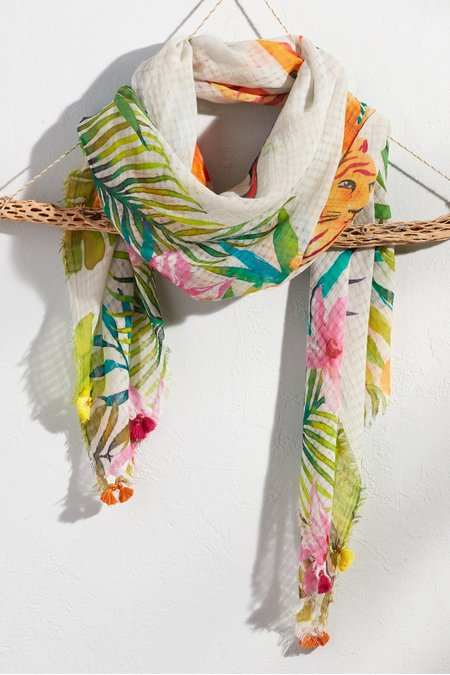 Tropical Safari Scarf