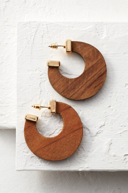 Timber Wooden Hoops