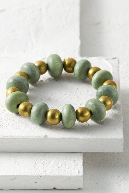 Coconut Large Stretch Bracelet