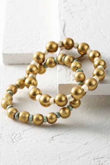 Wooden Small Stretch Bracelet
