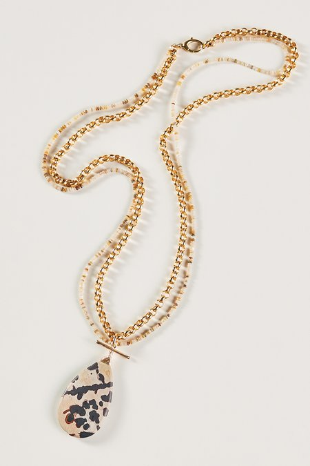 Butte Necklace