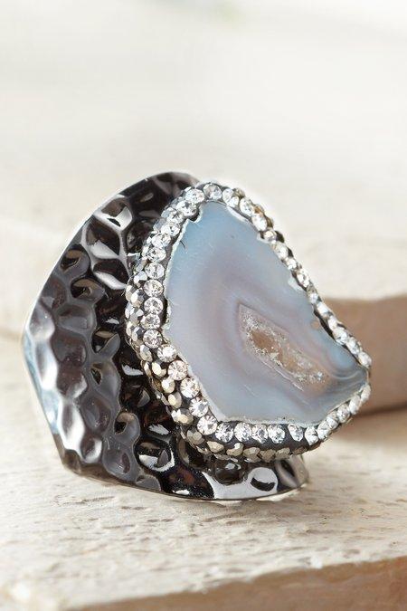 Bridgitte Adjustable Ring
