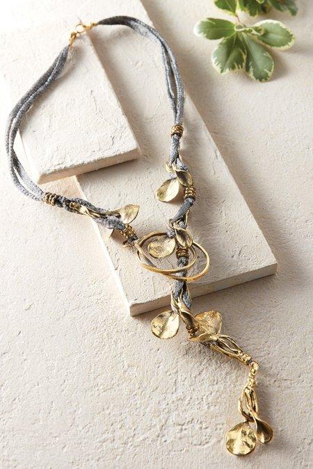 Cala Lariat Necklace